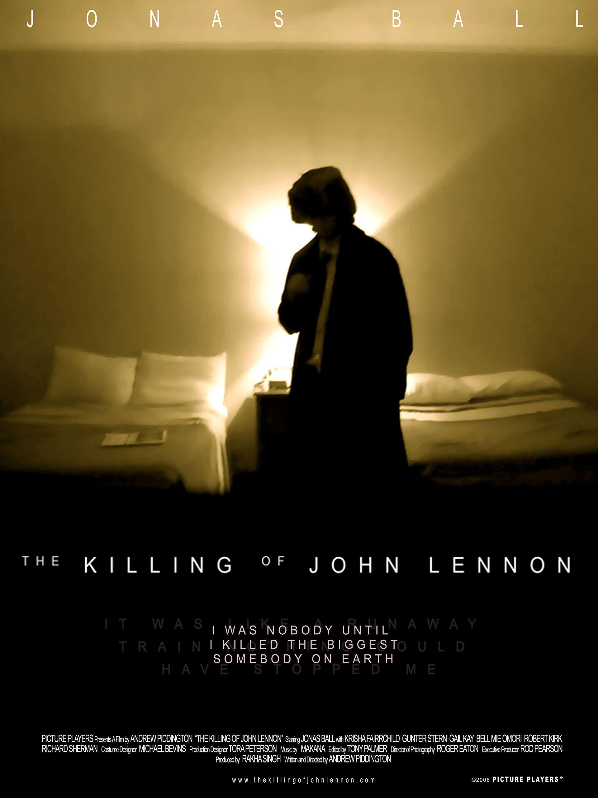 The Killing of John Lennon on Amazon Prime Video UK