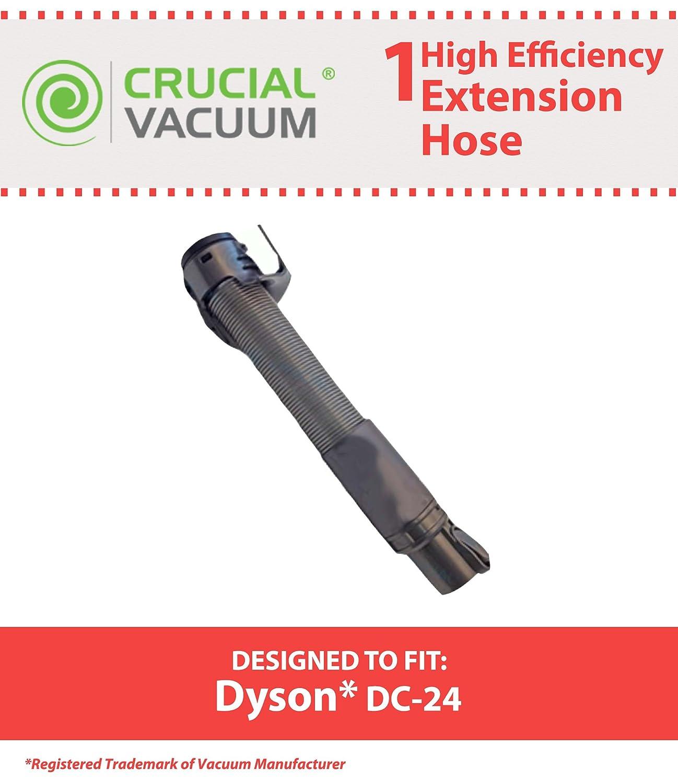 1 Dyson DC24 Extension Hose Designed To Fit Dyson DC24 Upright