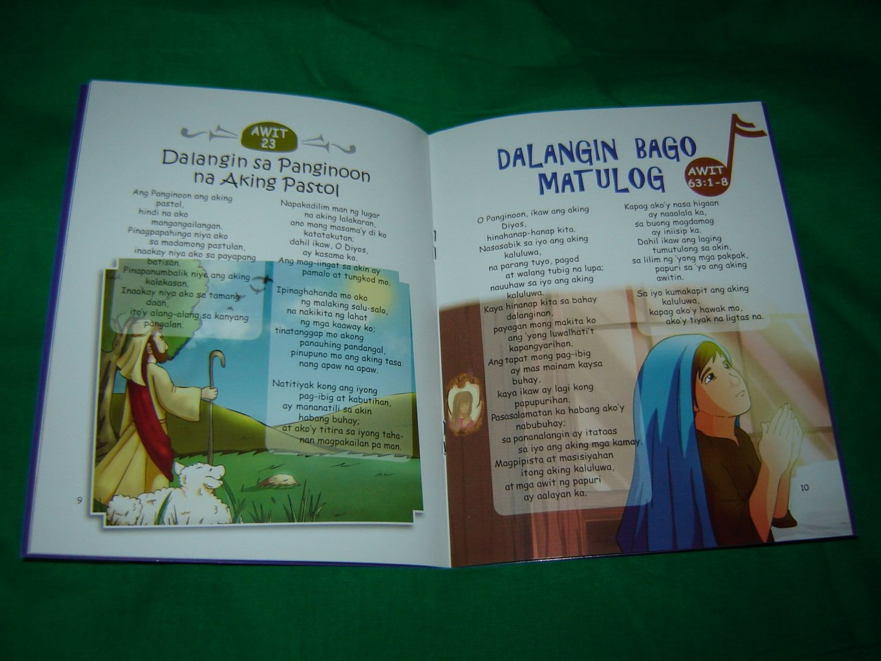 Prayers from the Psalms - Teach Your Children to Pray from