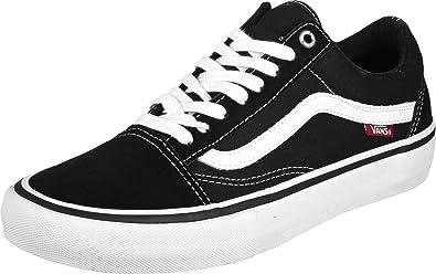 Vans Old Skool Pro Chaussures BlackWhite