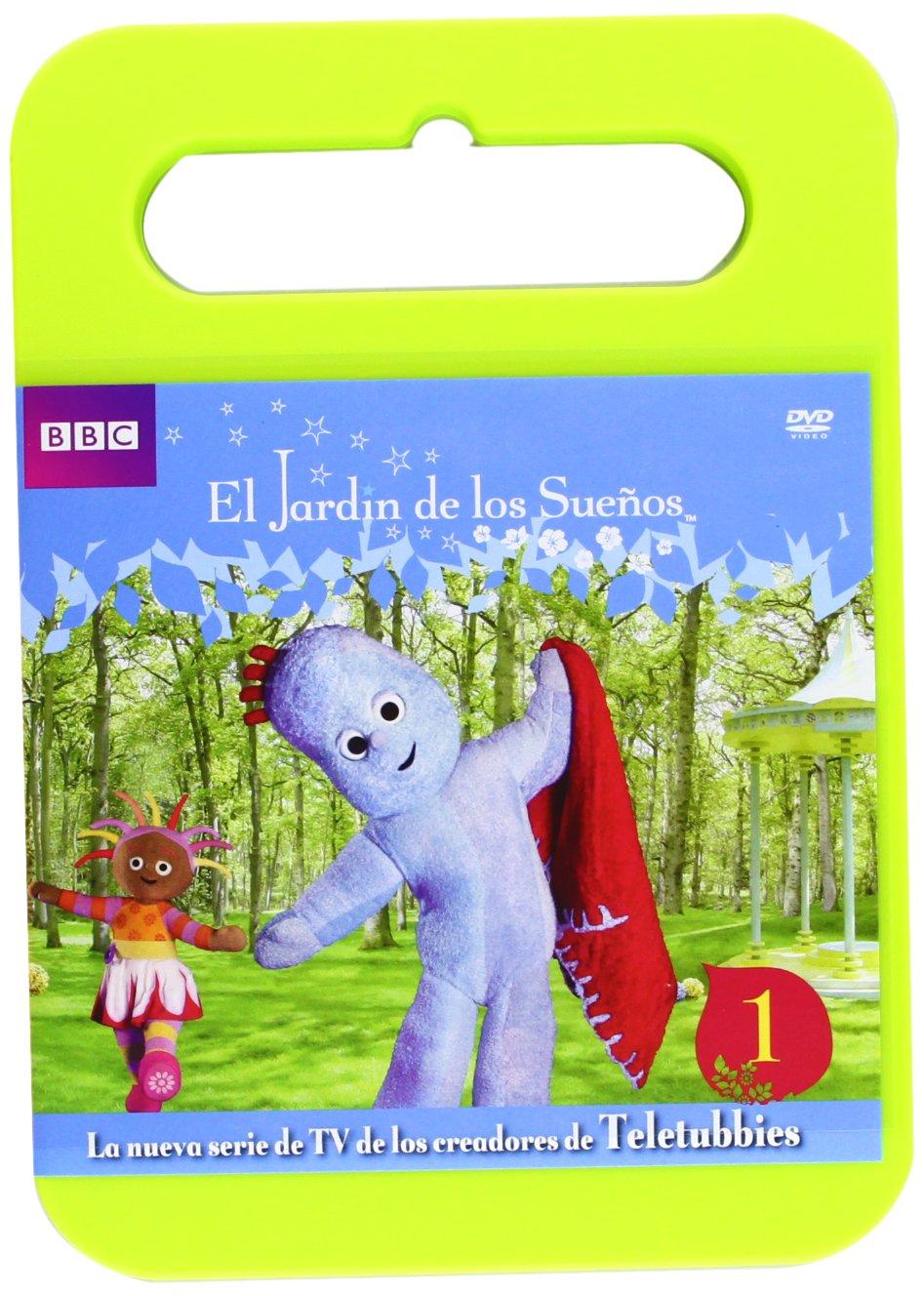 El Jardin De Los Sueños Vol 1 [DVD]: Amazon.es: Personajes animados, Alex Kirby, Dirk Campbell, Personajes animados: Cine y Series TV