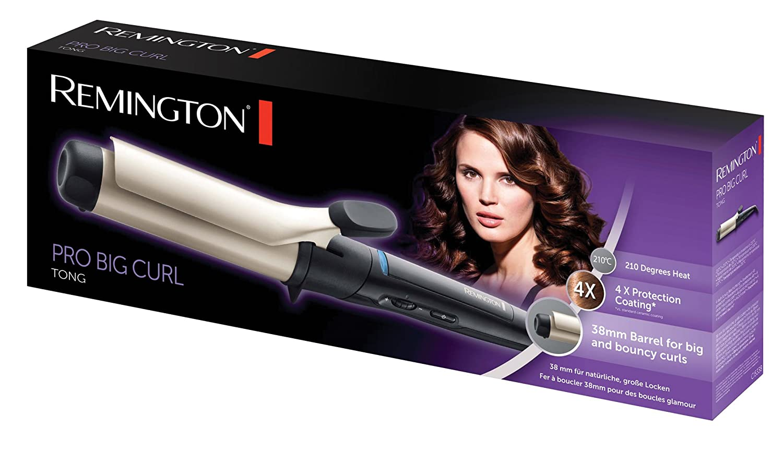 37f2a6321 Remington Pro Big Curl, UK-Stecker: Amazon.de: Drogerie & Körperpflege