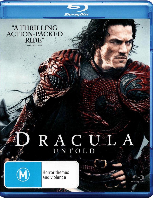 Amazon Com Dracula Untold Blu Ray Dominic Cooper Sarah Gaden