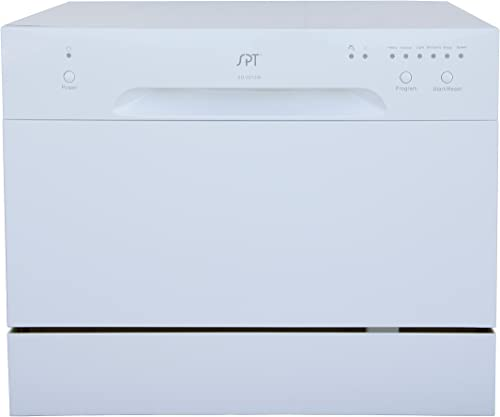 Sunpentown SD-9241SS Countertop Dishwasher