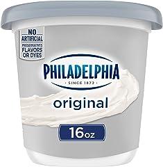 Philadelphia Original Cream Cheese Spread (16 oz Tub)