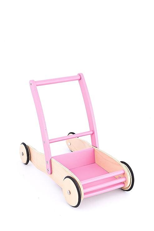United Kids 13016-02 Mia - Carrito para muñecos/andador de ...