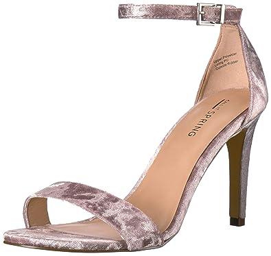 419afc3eb41 Call It Spring Women s Ahlberg Dress Sandal Grey Miscellaneous 6 ...