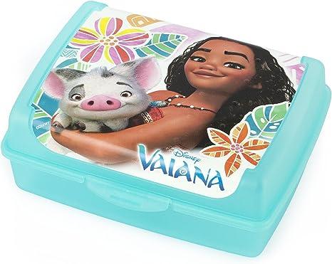 Lulabi, Botella con diseño Disney Vaiana, Polipropileno, Multicolor, 17 x 13 x 7 cm: Amazon.es: Hogar