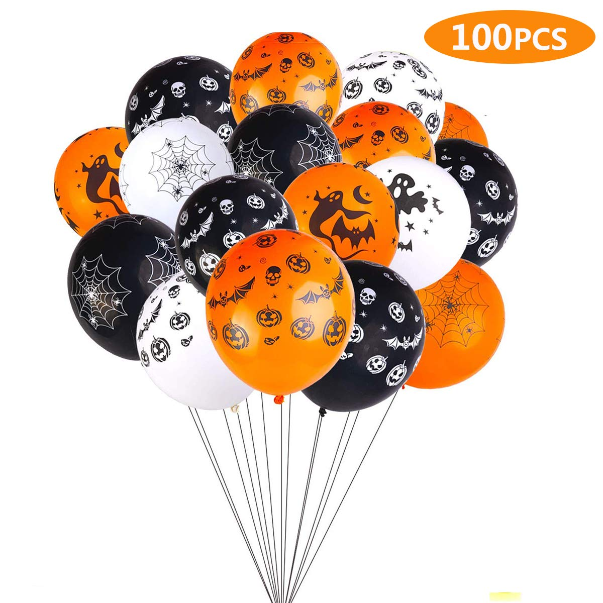 AIRERA Halloween Balloons Decorations