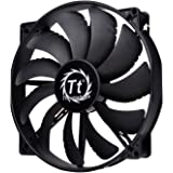 Thermaltake Technoloy Pure Series Case Cooling Fan CL-F015-PL20BL-A, Black