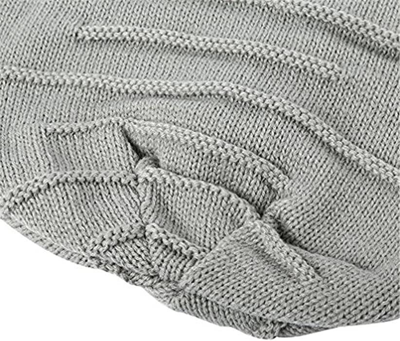 cbdba72c7ba Women Slouchy Beanie Winter Knitted Warm Headwear Cap Chunky Soft Hats  Oversized Sleeps Chemo Hat for. Back. Double-tap to zoom