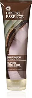 product image for Desert Essence Coconut Shampoo - 8 Fl Ounce - Pack of 3 - Intense Moisturization - Healthy Hair - Restores Natural Luster - Coconut Oil - Jojoba Oil - Olive Oil - Cruelty-Free - No Parabens