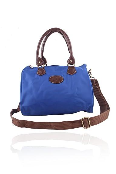 e7df7a2260 Alessia74 Women s Handbag (Dark Blue)  Amazon.in  Shoes   Handbags