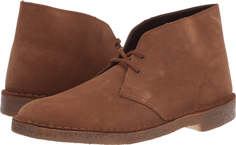 600584d78a9f1 Amazon.com  Clarks Originals Men s Desert Boot  Clarks  Shoes