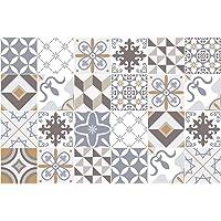 Ambiance-Live 24Pegatinas Adhesivas para Azulejos. Mosaico para Azulejos
