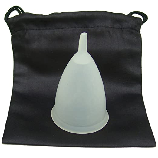 Silky Cup - Reusable Menstrual Cup Size M (Medium) For Women