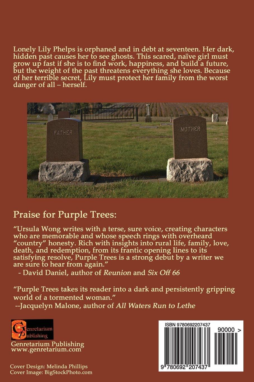 Amazon.com: Purple Trees (9780692207437): Ursula Wong: Books