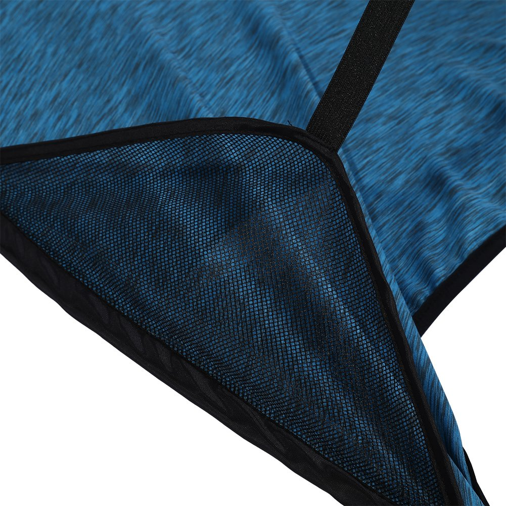 Universal Sunshade and Sunscreen Cover for Baby Car Advanced Style Blue by Yosoo (Image #4)