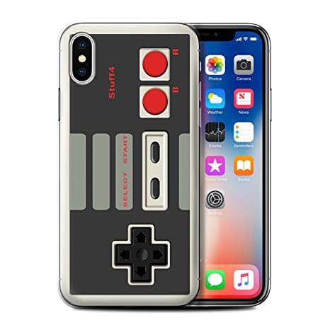 coque nintendo iphone x