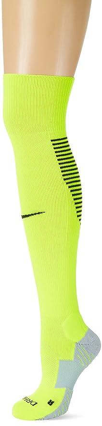 Nike Stadium Football OTC (XS) Calcetines, Hombre, Verde Volt/Black, M: Amazon.es: Deportes y aire libre