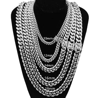 Amazon.com: Innovative Jewelry - Cadena de eslabones de ...