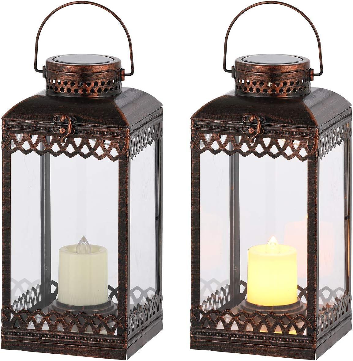 Solar Lantern Outdoor Decoration Lighting Waterproof