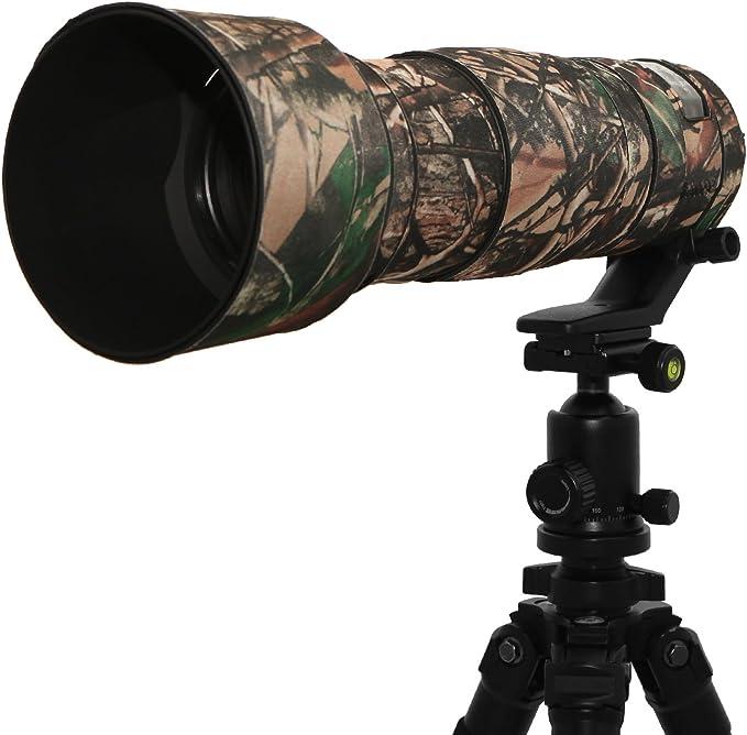 Selens 200 500mm F5 6 Vr Gummi Kamera Objektiv Tarnung Kamera