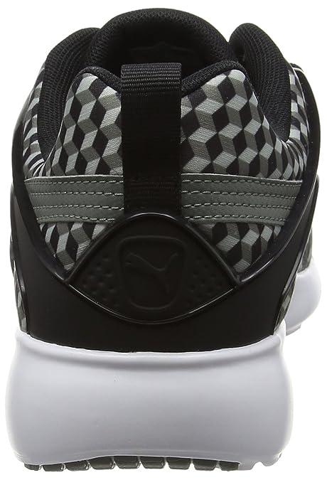 Puma Aril Blaze Geometric Homme Sneakers Basses