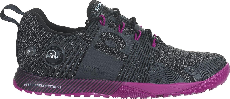 [リーボック] シューズ スニーカー Women's CrossFit Nano Pump Fusion BlackPurpl [並行輸入品] 8  B06XKNP34G