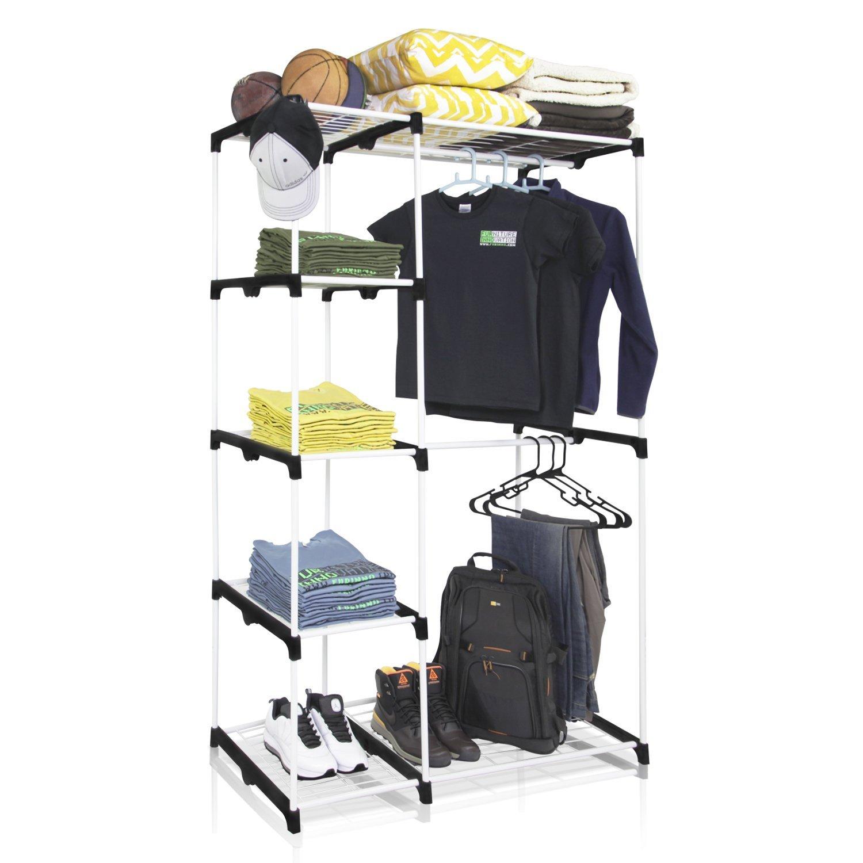 Amazon.com: Furinno WS15005 Wayar armario no empotrado de ...