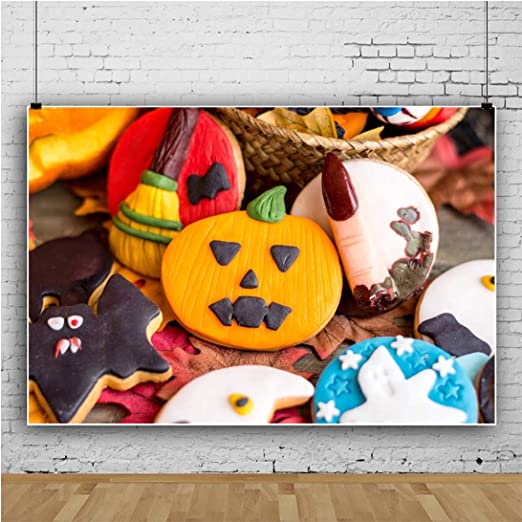 Yeele Halloween Candy Backdrop 10x8ft Kids Halloween Party Photography Background Cate Party YouTube Live Trick or Treat Events Halloween Events Video Studio Props