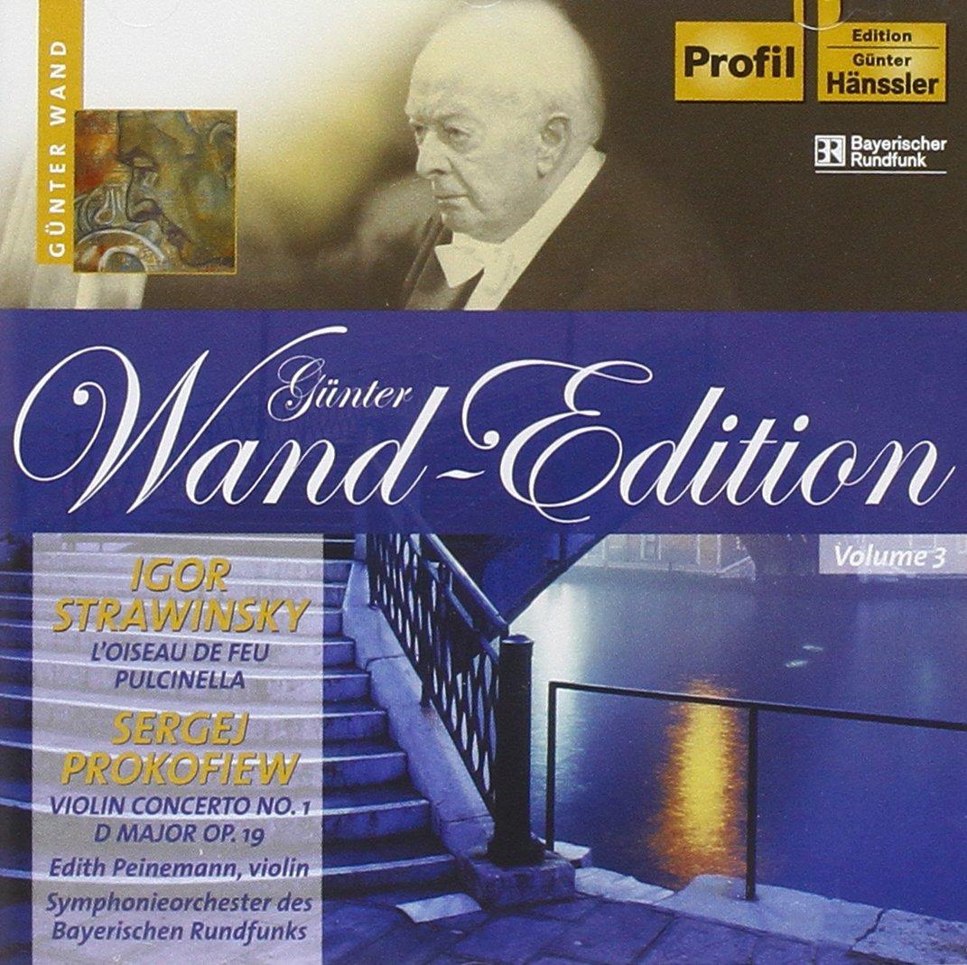 CD : John Ringer - L'oiseau Du Feu / Violin Concerto (CD)
