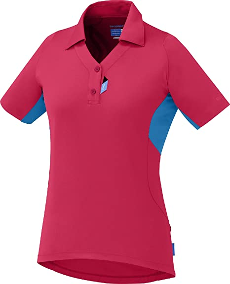 Shimano Polo Shirt Jazzberry XXXL Women: Amazon.es: Deportes y ...