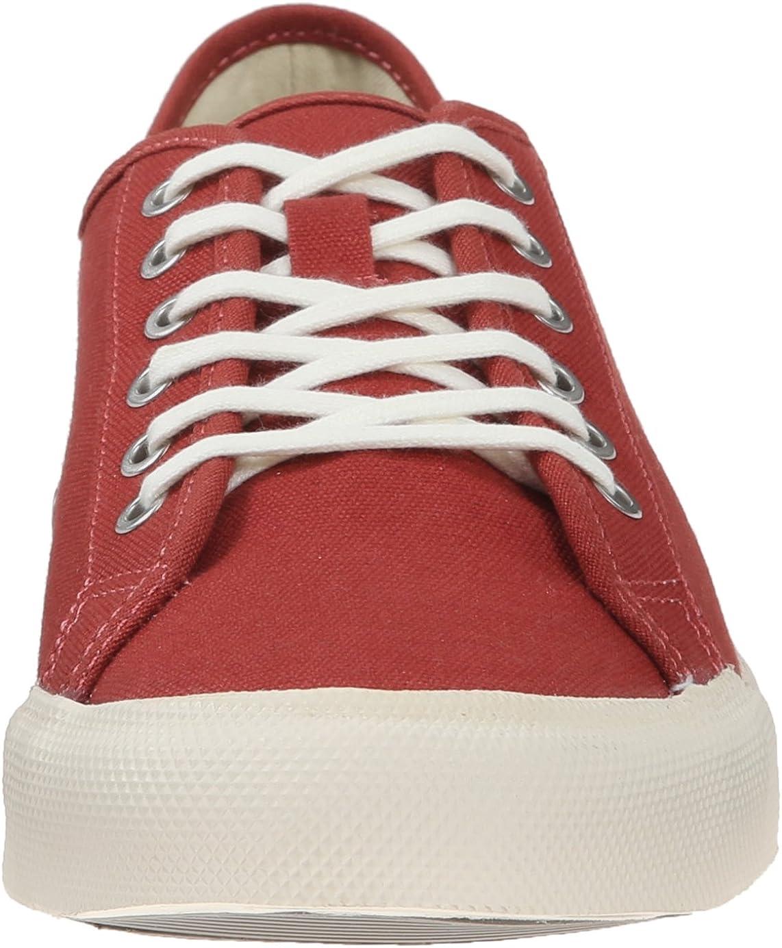 SeaVees Women's Monterey Sneakers Red Ochre