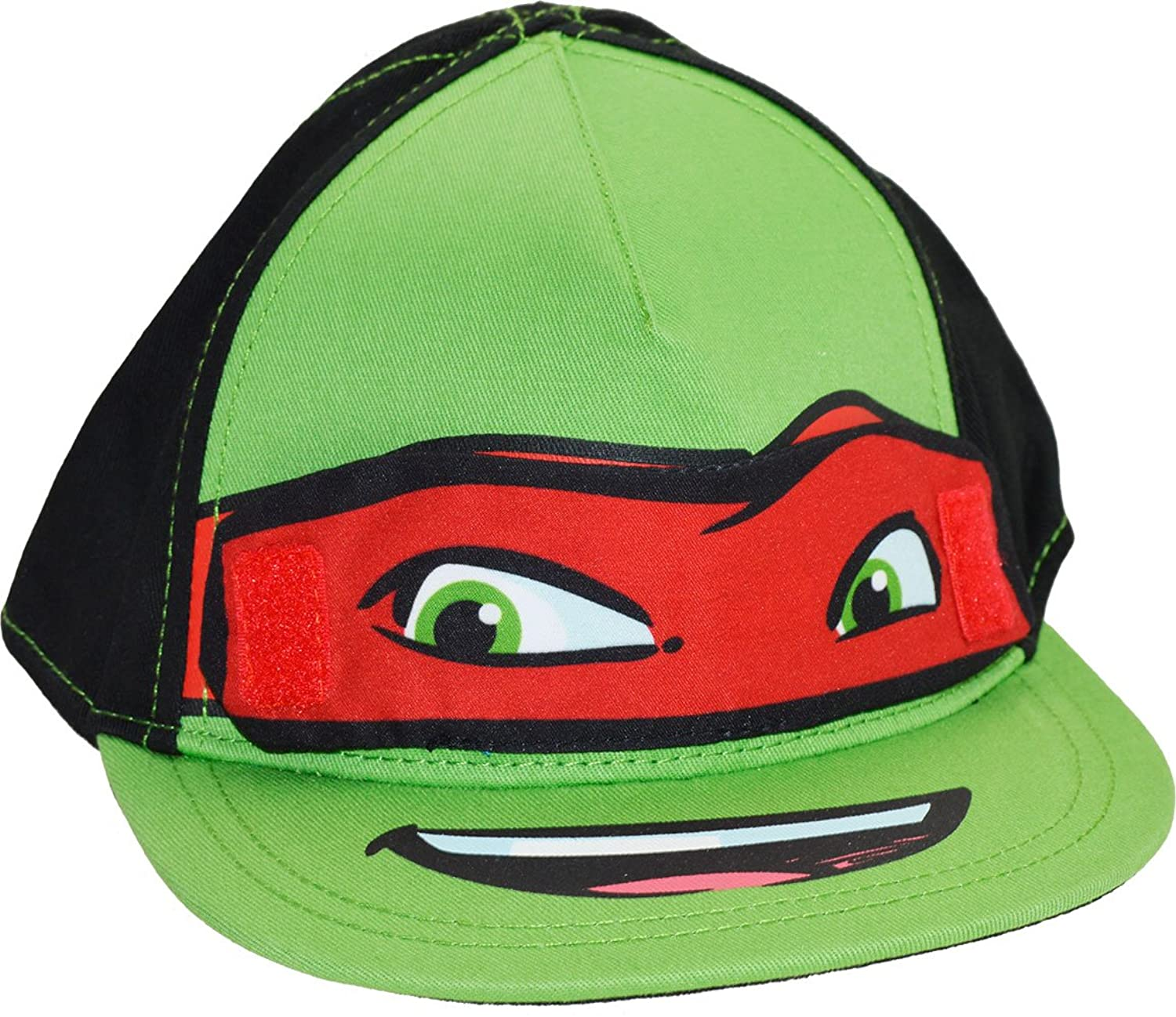 Boys – Teenage Mutant Ninja Turtles Gorra Visera Plana Gorra de ... b693fcd27dc