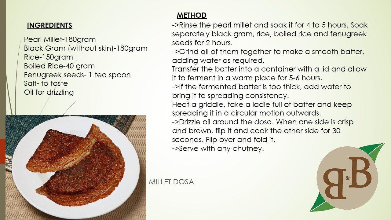 B&B Organics Pearl Millet Flour 5 kg by B&B Organics (Image #3)