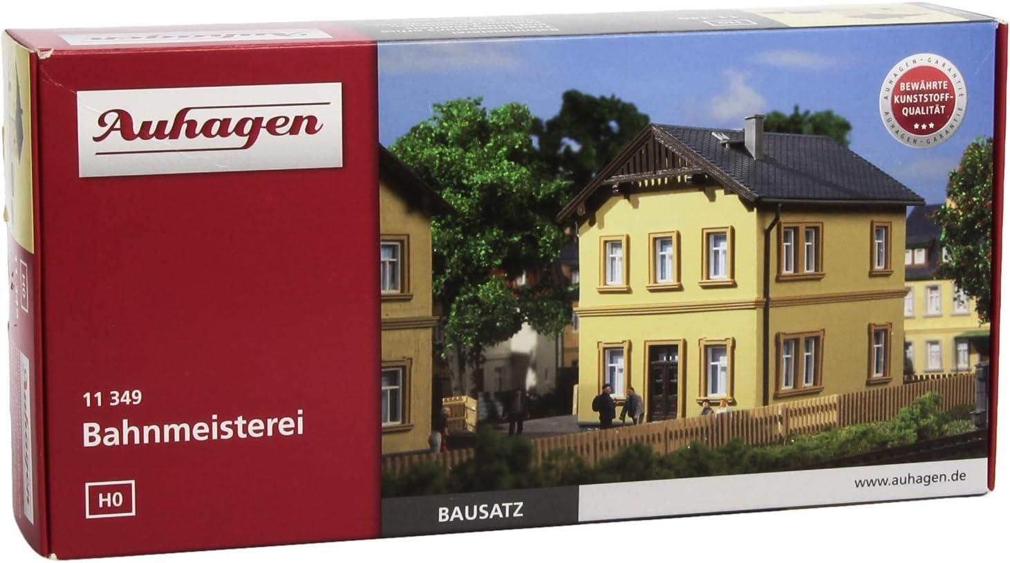 Auhagen kit 11349 NEW HO TRACK INSPECTORS HOUSE