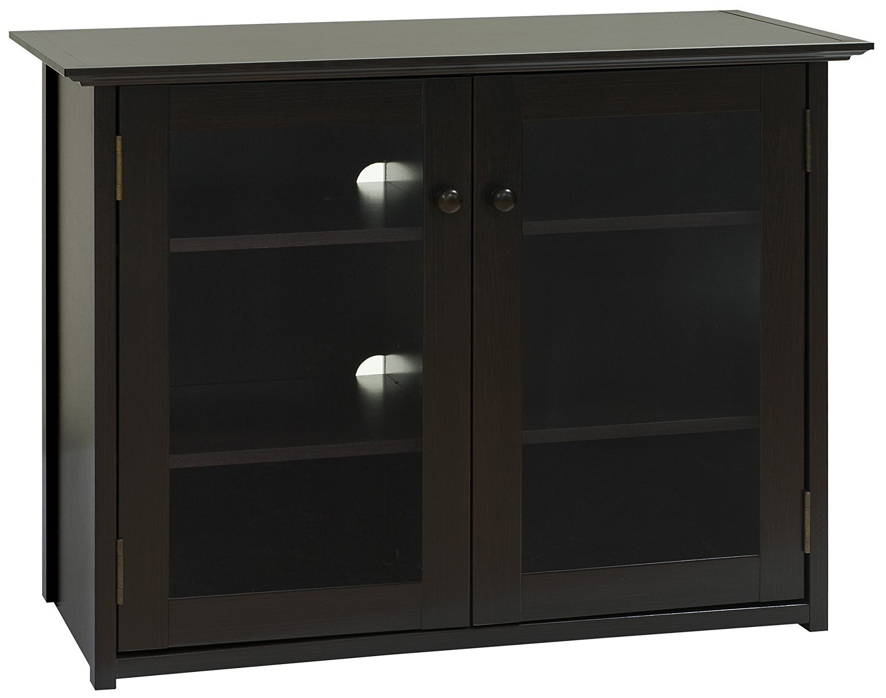 Comfort Products Coublo Collection Console Shelf, Mocha Brown