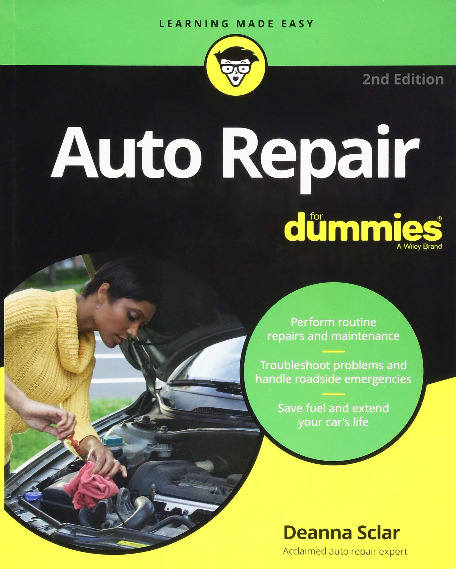 Auto Repair For Dummies by For Dummies