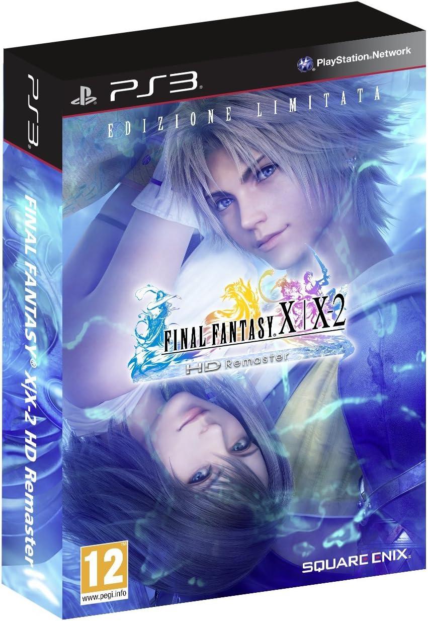 Final Fantasy X/X-2 HD Remaster [Importación italiana]: Amazon.es: Videojuegos