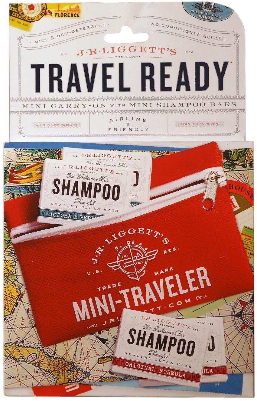 J.R. Liggett Travel Mini Traveler Pack 2005