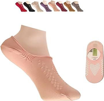 Comfortable Qualify Ladies Fishnet Mesh Design Footsie Trainer Socks Elegant