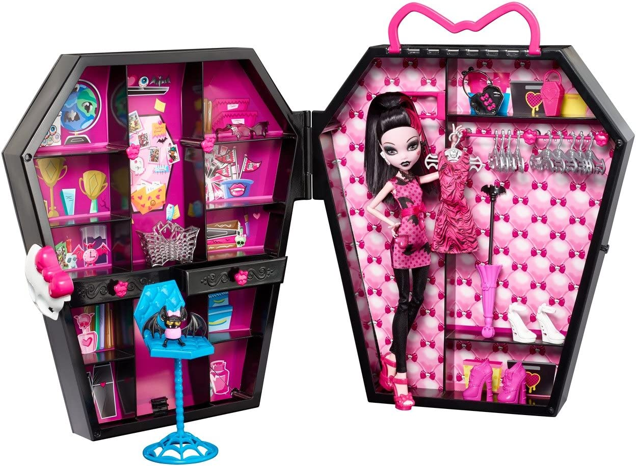 Monster High - Dracutaquilla, playset (Mattel BGT61)