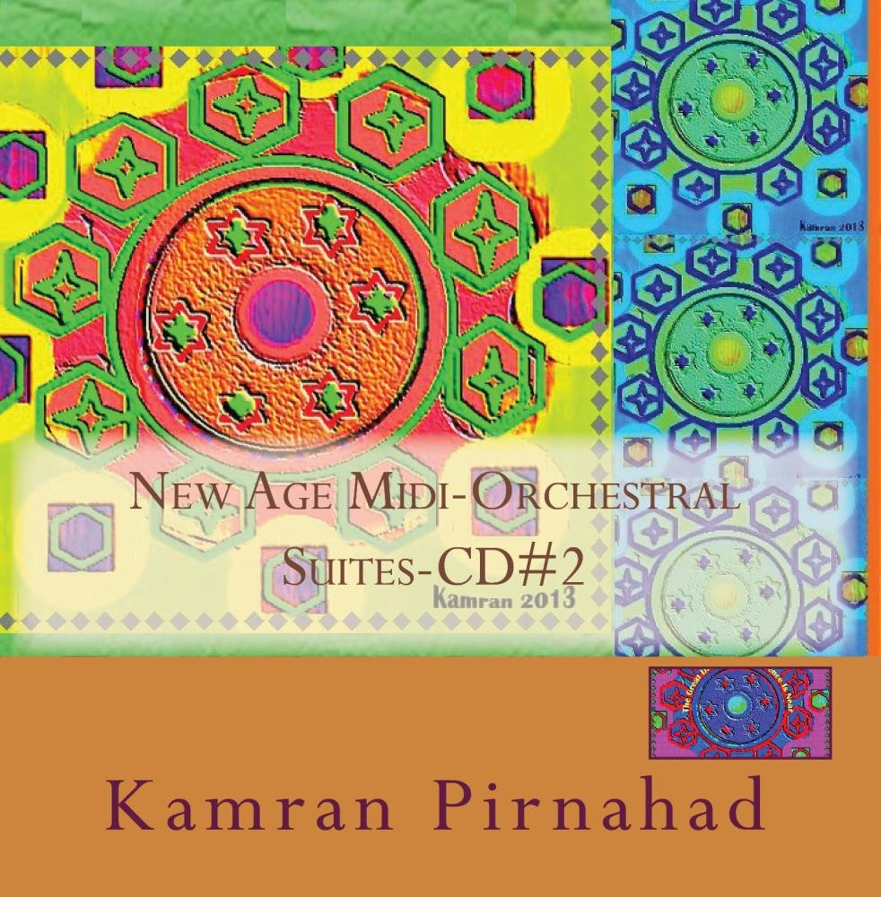New Age Midi-Orchestral Suites-CD#2