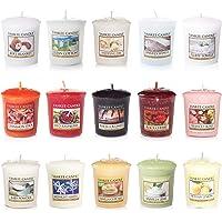 Yankee Candle, formato ahorro con 15 velas aromáticas