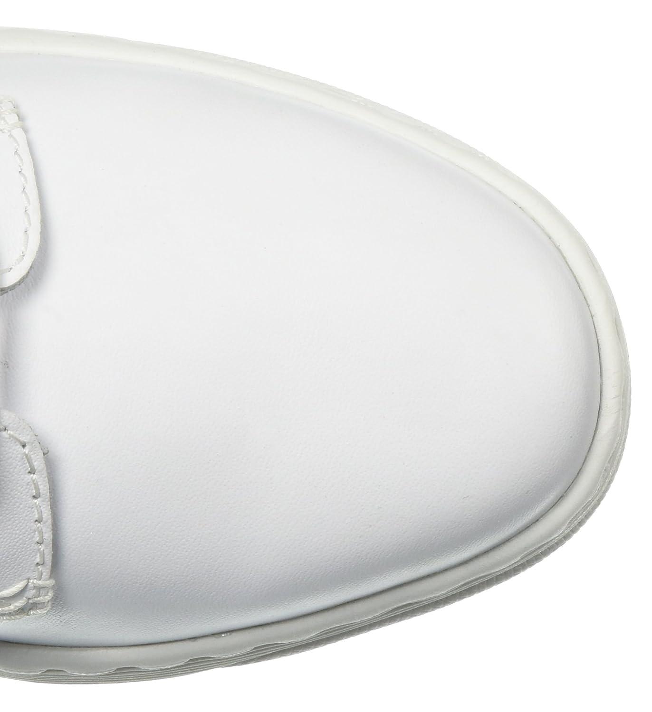 Dr. Martens Newton Mono White Fashion Boot B072K8CB8B 7 Medium UK (US Women's 9, US Mens 8 US)|White