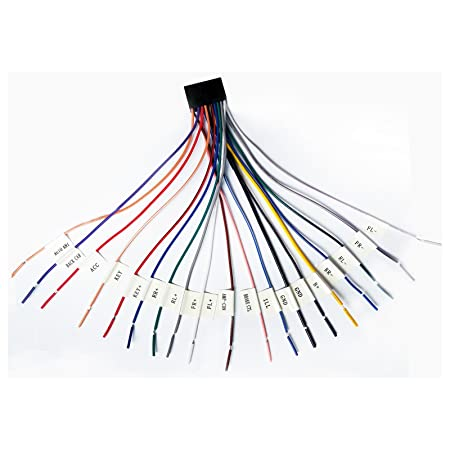 Atoto M4 A6 Series Wiring Harness Connector Amazon Co Uk Electronics