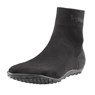 leguano Classic Schwarz | Barfußschuhe | Die Barfuß Socken für Kinder, Damen und Herren