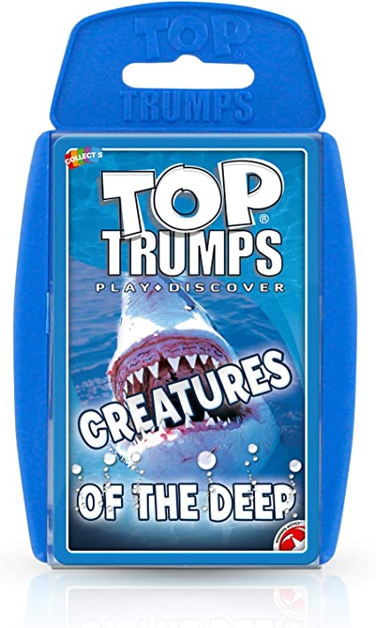 Top Trumps Mini Card Games New 2017 Choose your favourite!