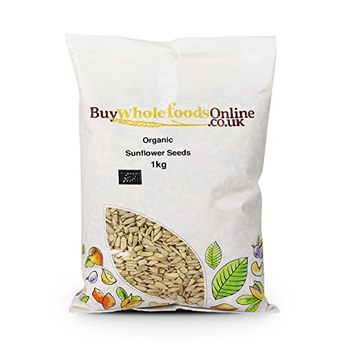 Buy Whole Foods Organic Sunflower Seeds, 1 Kg